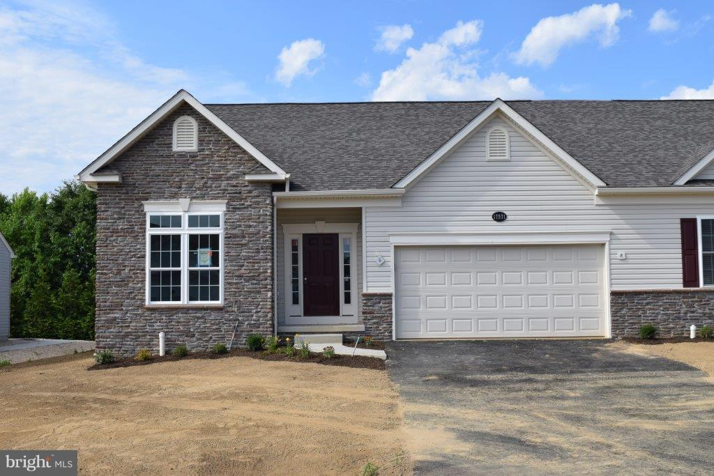 Single Family for Sale at 17971 Constitution Circle Hagerstown, Maryland 21740 United States