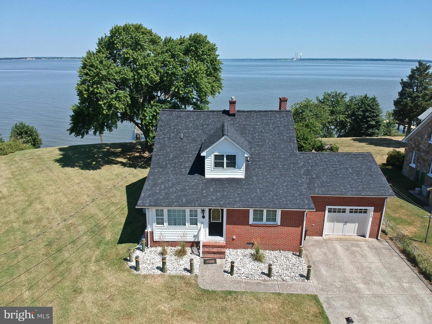 Single Family Home for Sale at 115 Riverview Circle 115 Riverview Circle Colonial Beach, Virginia 22443 United States