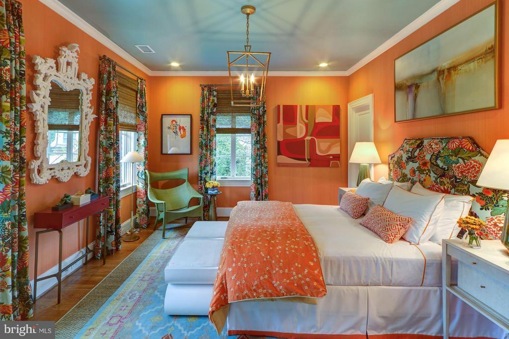 Bedroom #2 - 2509 FOXHALL RD NW, WASHINGTON