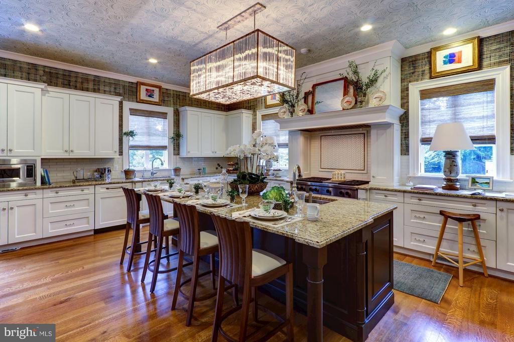 Gourmet Kitchen - 2509 FOXHALL RD NW, WASHINGTON