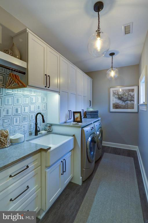 Laundry Room - 2509 FOXHALL RD NW, WASHINGTON