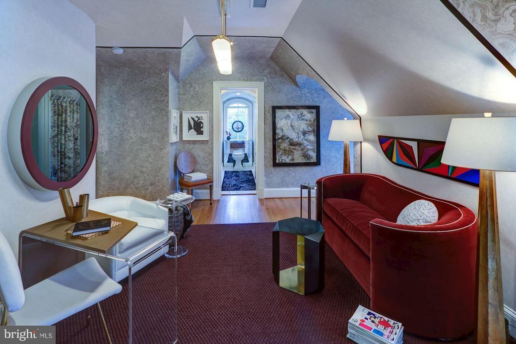 Bedroom #4 - 2509 FOXHALL RD NW, WASHINGTON