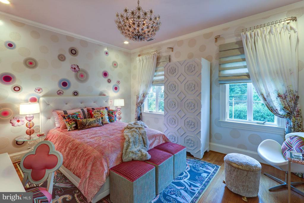 Bedroom #3 - 2509 FOXHALL RD NW, WASHINGTON