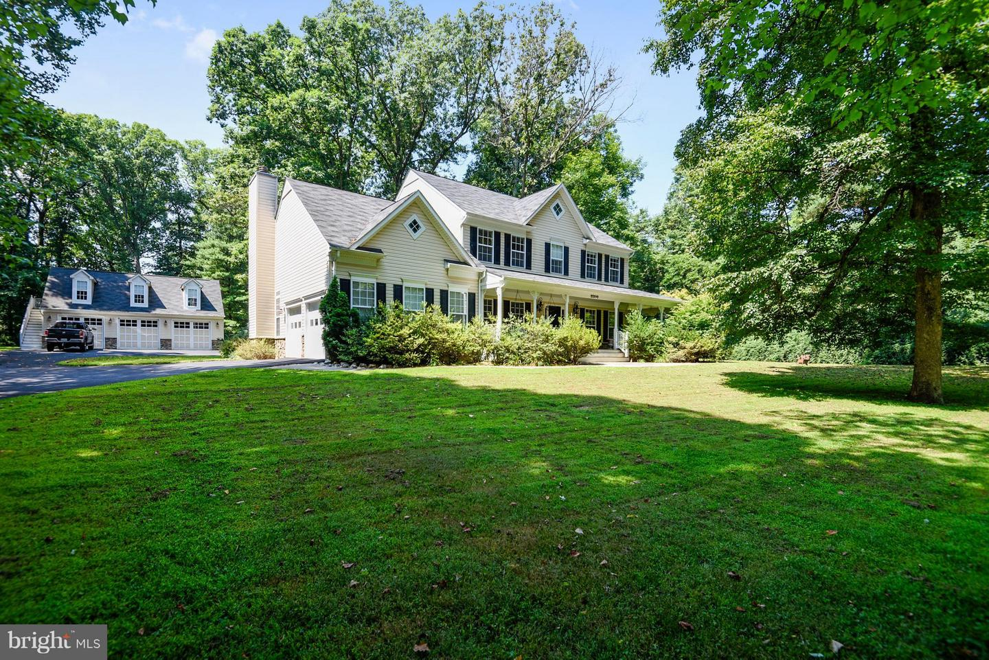 Single Family for Sale at 21240 New Hampshire Ave Brookeville, Maryland 20833 United States