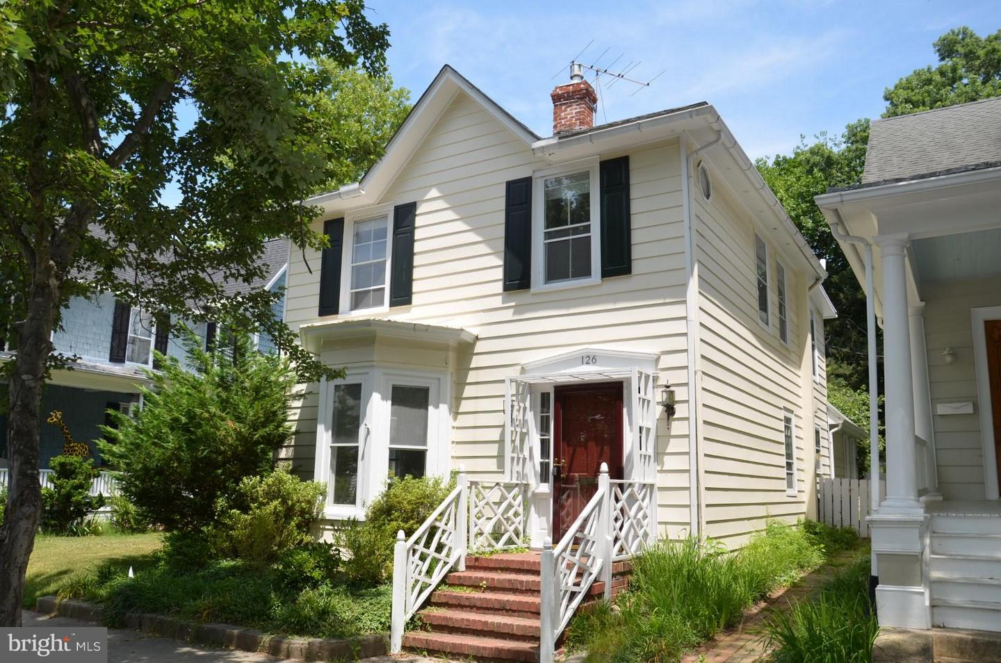 Single Family for Sale at 126 Harrison St S Easton, Maryland 21601 United States