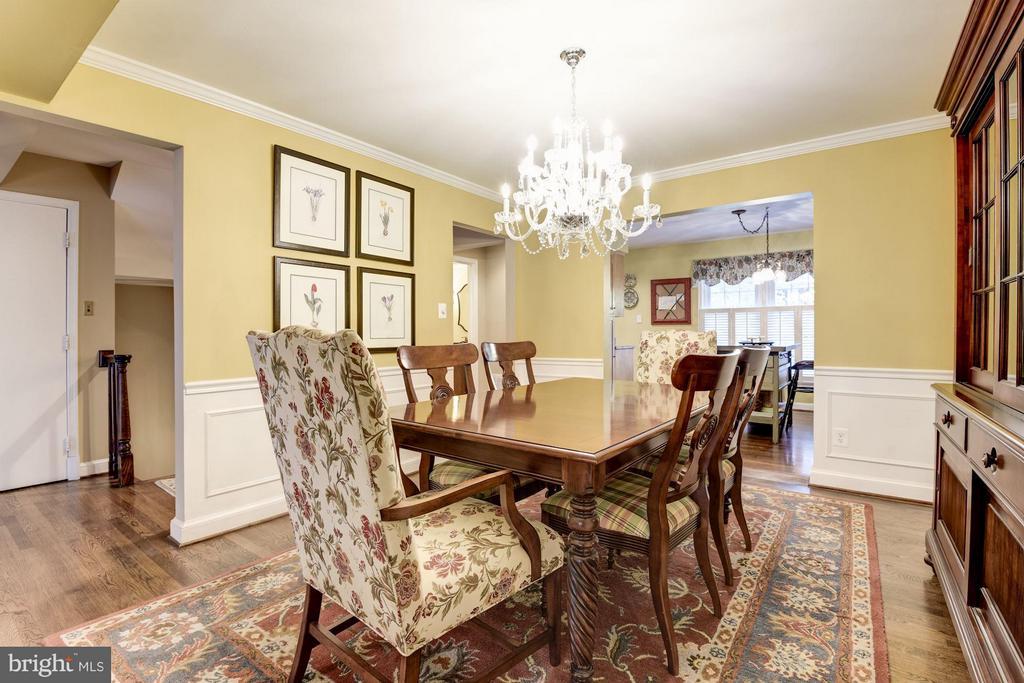 Dining Room - 1807 24TH ST S, ARLINGTON