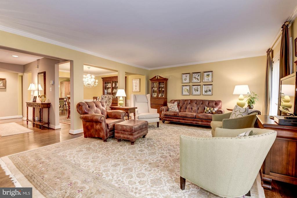 Living Room - 1807 24TH ST S, ARLINGTON