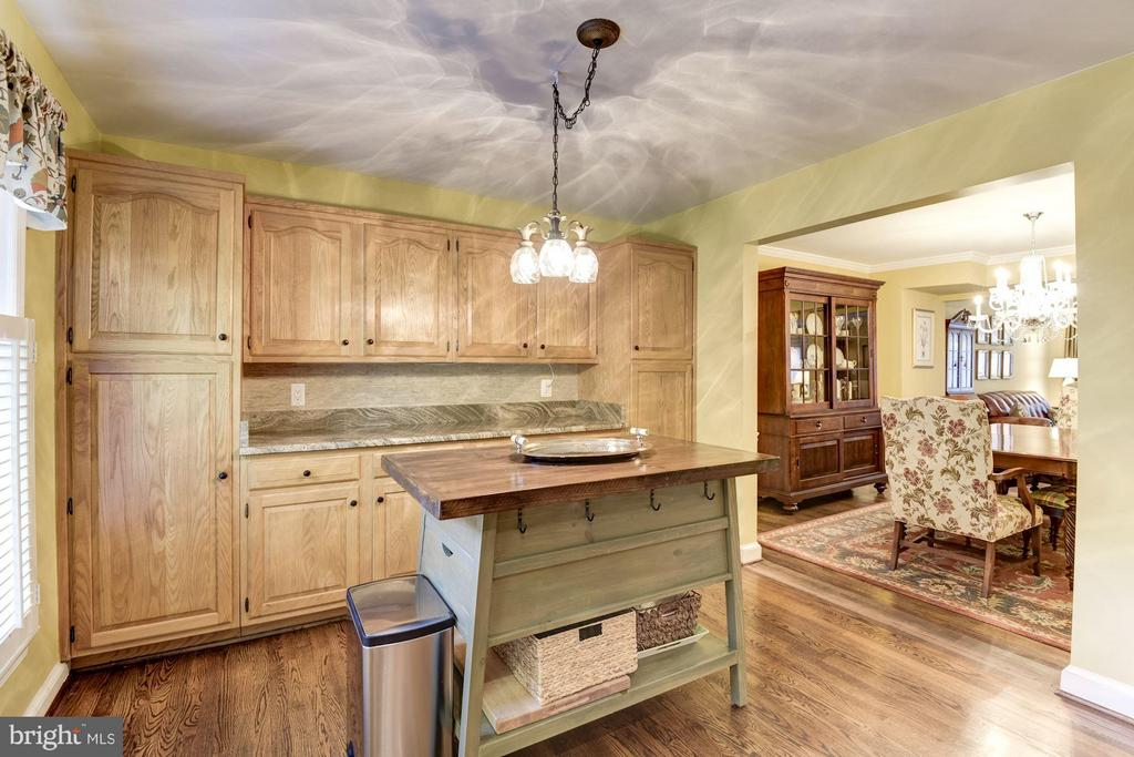 Kitchen - 1807 24TH ST S, ARLINGTON