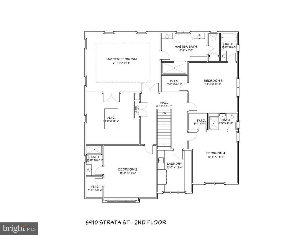Interior (General) - 6910 STRATA ST, MCLEAN