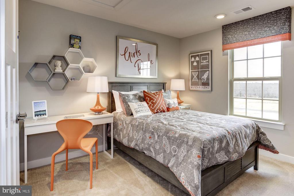 Bedroom - 5605 RICHMANOR TER #F, UPPER MARLBORO