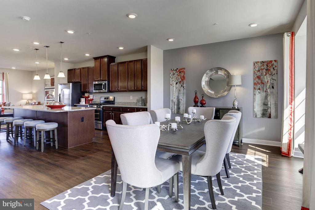 Dining Room - 5605 RICHMANOR TER #F, UPPER MARLBORO