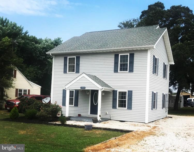 Single Family for Sale at 4814 Enm-Rhodesdale Rd Rhodesdale, Maryland 21659 United States