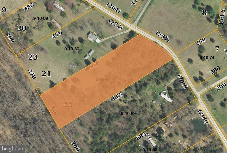 Land for Sale at Starbright Dr Augusta, West Virginia 26704 United States