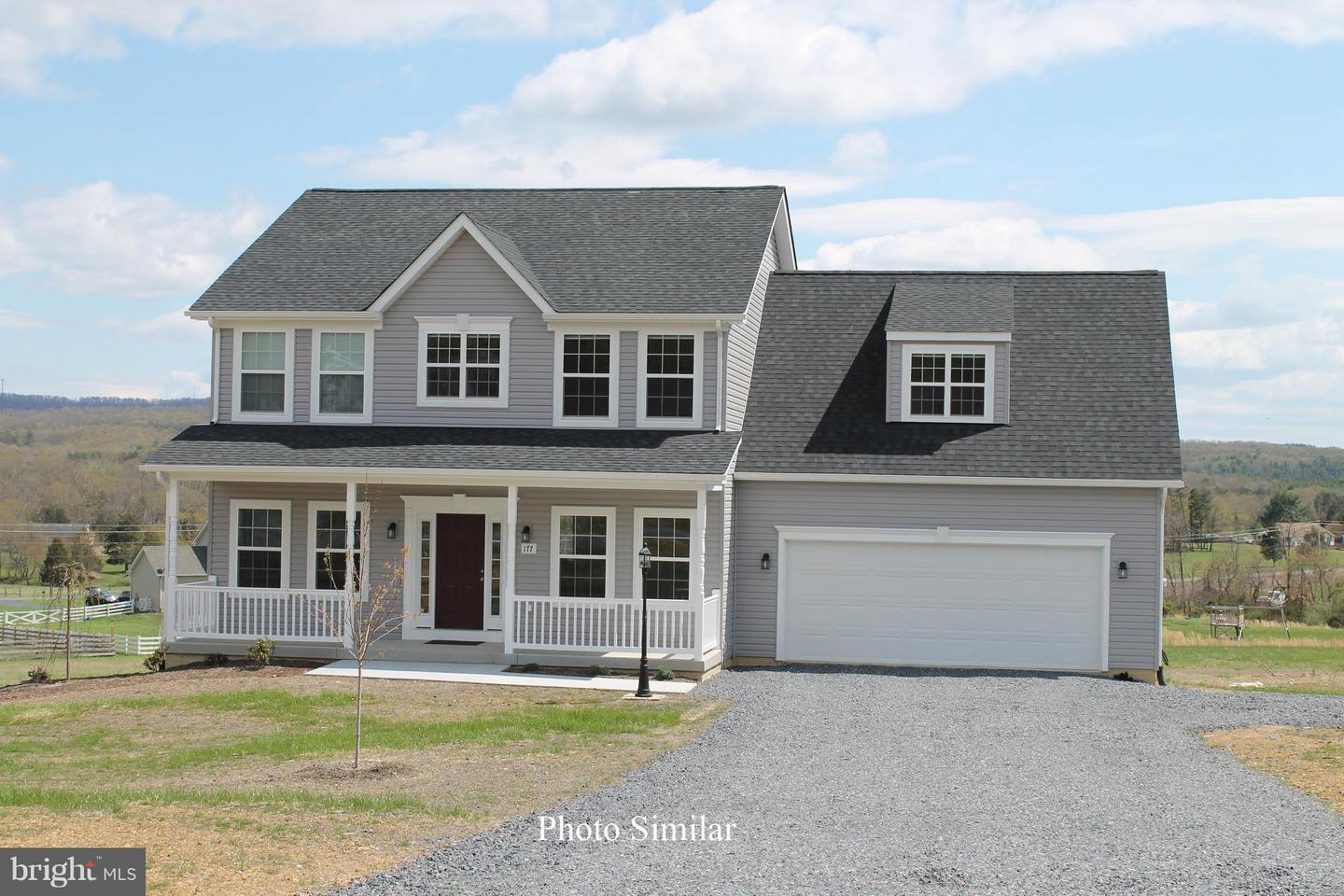Single Family for Sale at 0-R Plow Run Ln 0-R Plow Run Ln Winchester, Virginia 22602 United States