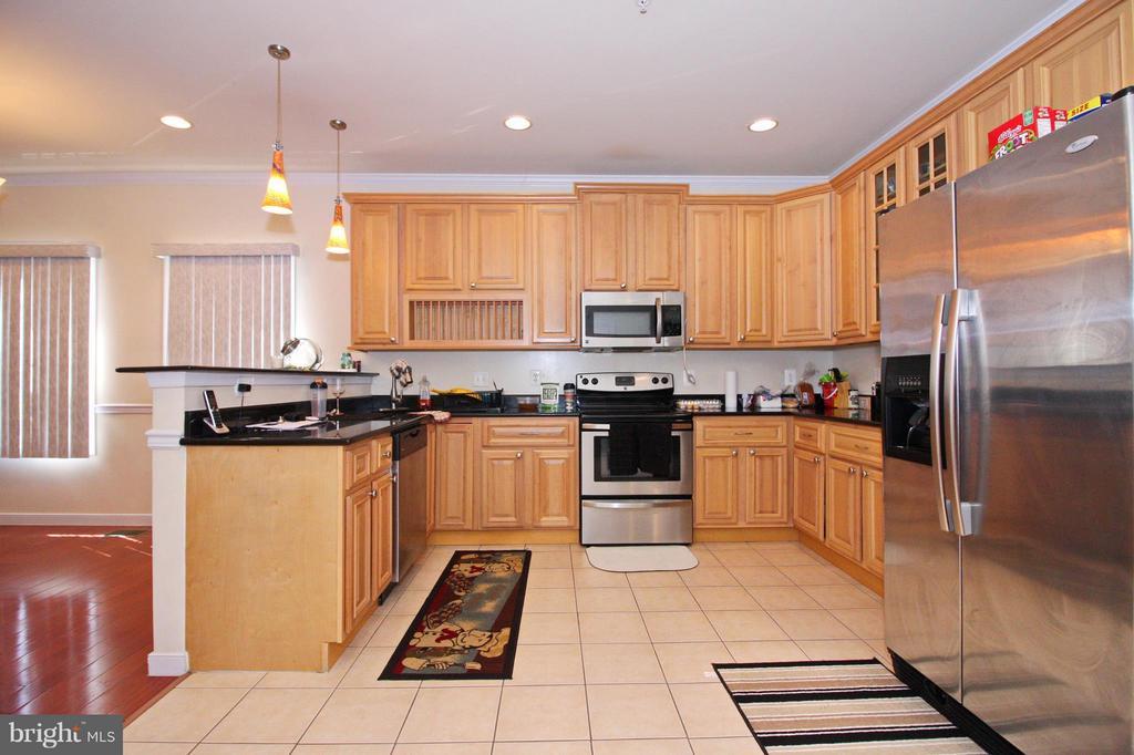 Kitchen - 3431 23RD ST SE, WASHINGTON