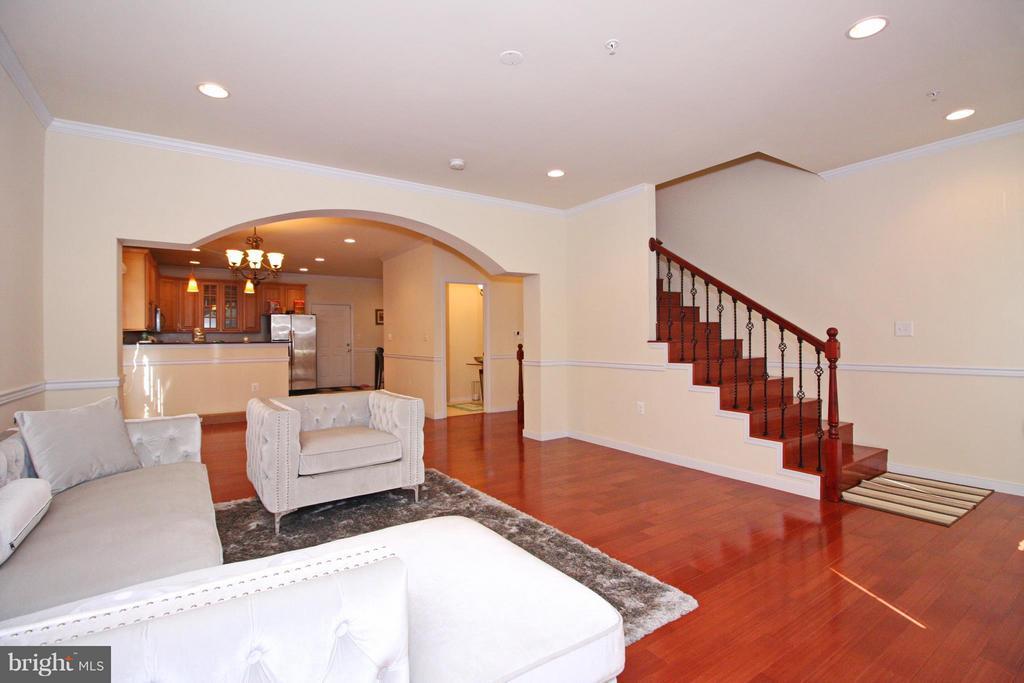 Living Room - 3431 23RD ST SE, WASHINGTON