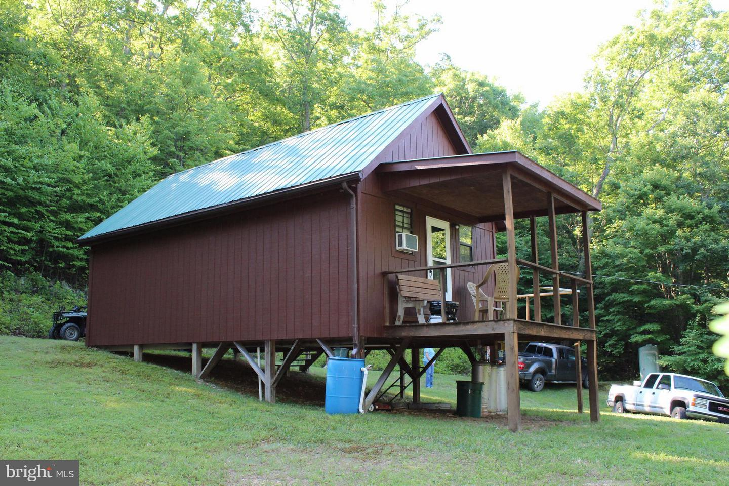 Single Family for Sale at 2494 Intimidators Rd Arthur, West Virginia 26847 United States