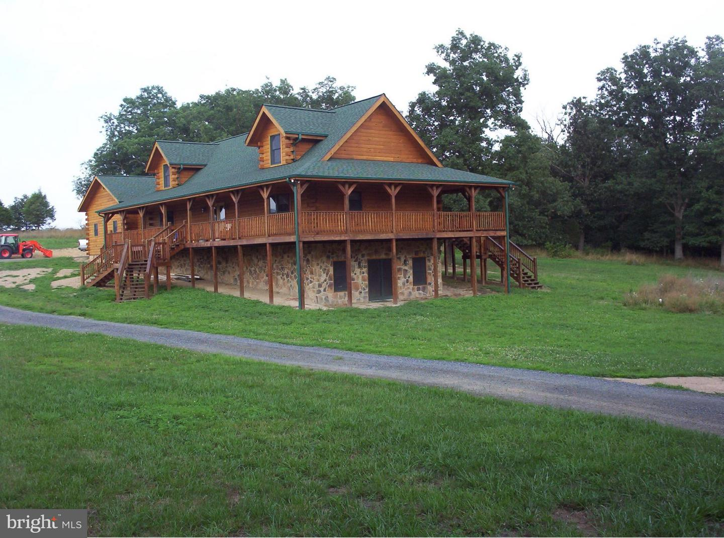 Farm for Sale at 185 Happy Trail Ln Fisher, West Virginia 26818 United States