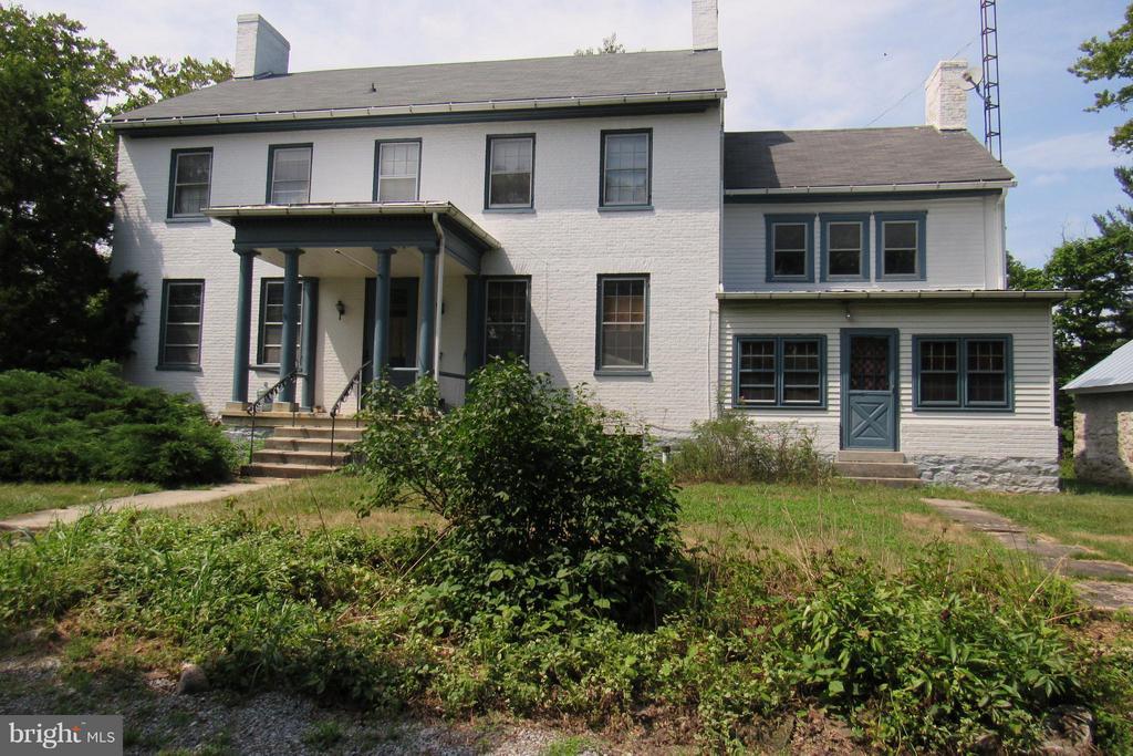 Exterior (Front) - 751 BERKELEY STATION RD, MARTINSBURG