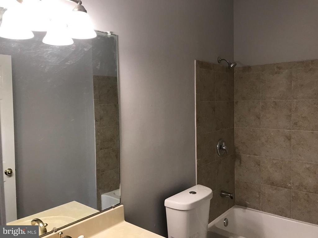 Second Bathroom - 7220 TAMO CT #1, LANDOVER