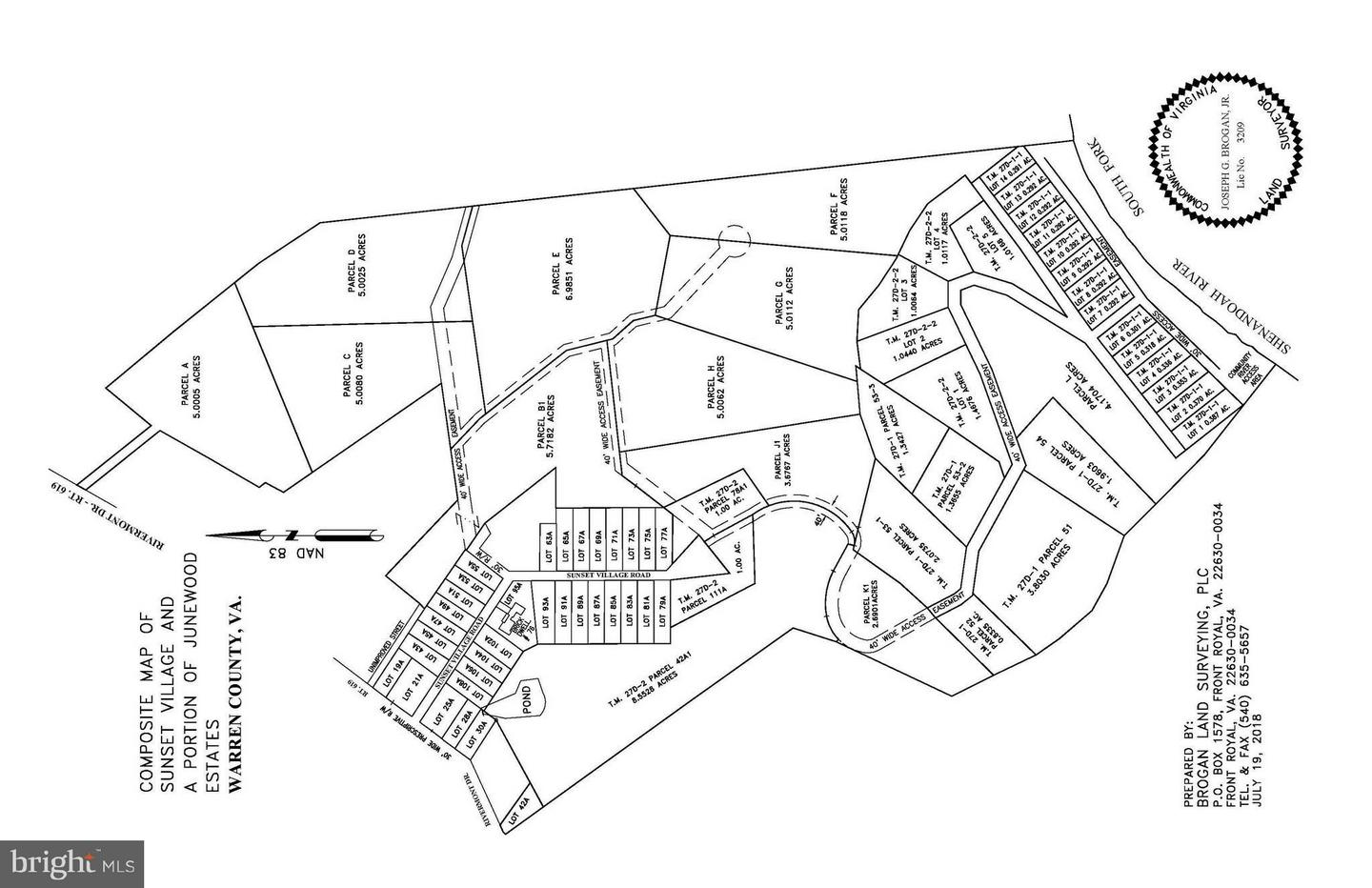Land for Sale at Not On File Front Royal, Virginia 22630 United States