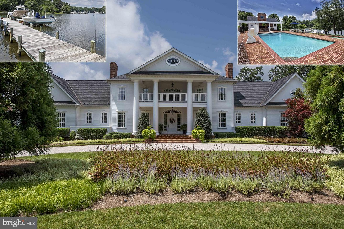 Single Family Home for Sale at 1514 Whitehall Road 1514 Whitehall Road Annapolis, Maryland 21409 United States
