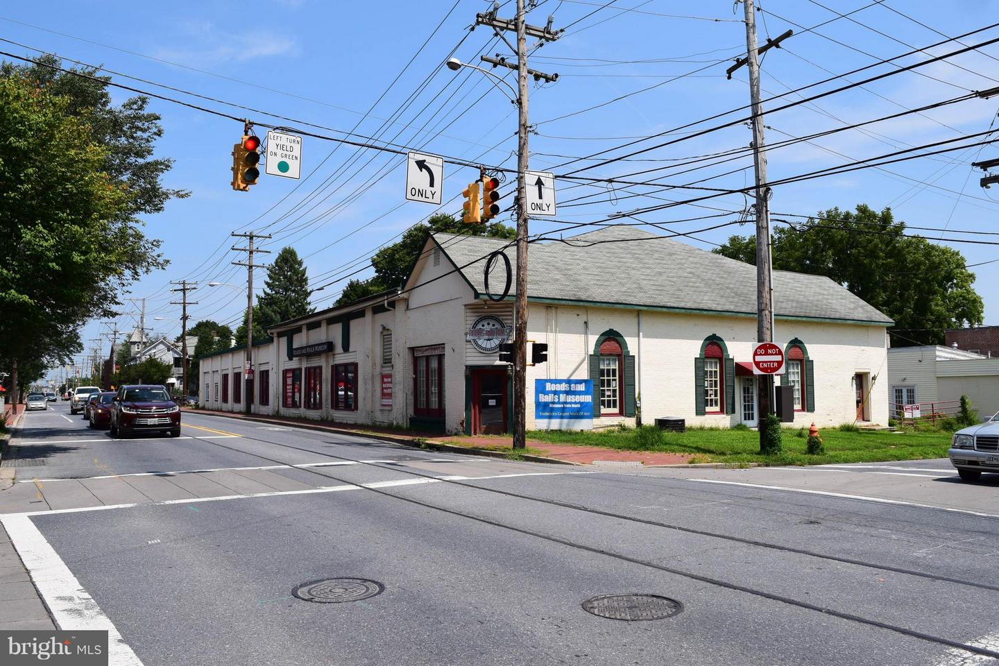 Commercial for Sale at 220 East St N Frederick, Maryland 21701 United States