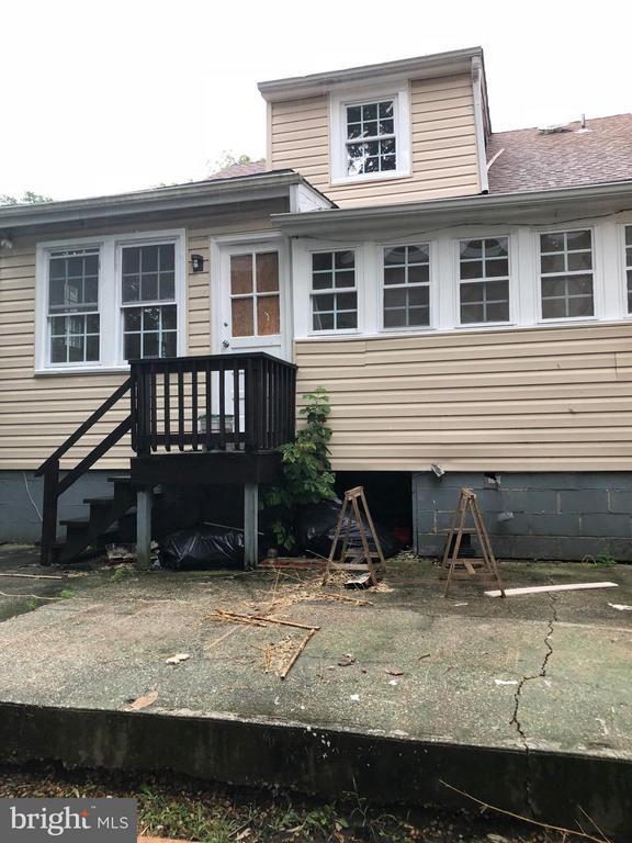 Exterior (General) - 123 PEABODY ST NW, WASHINGTON