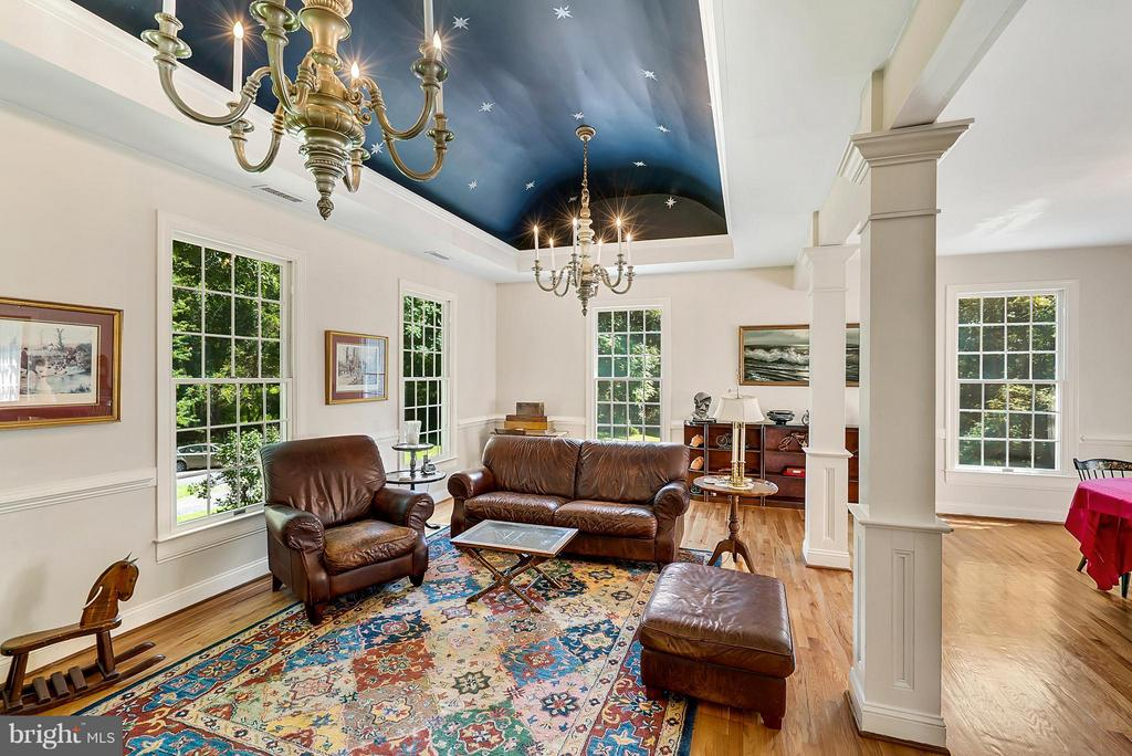 Family Room - 6692 TAPPS FORD RD, HUME
