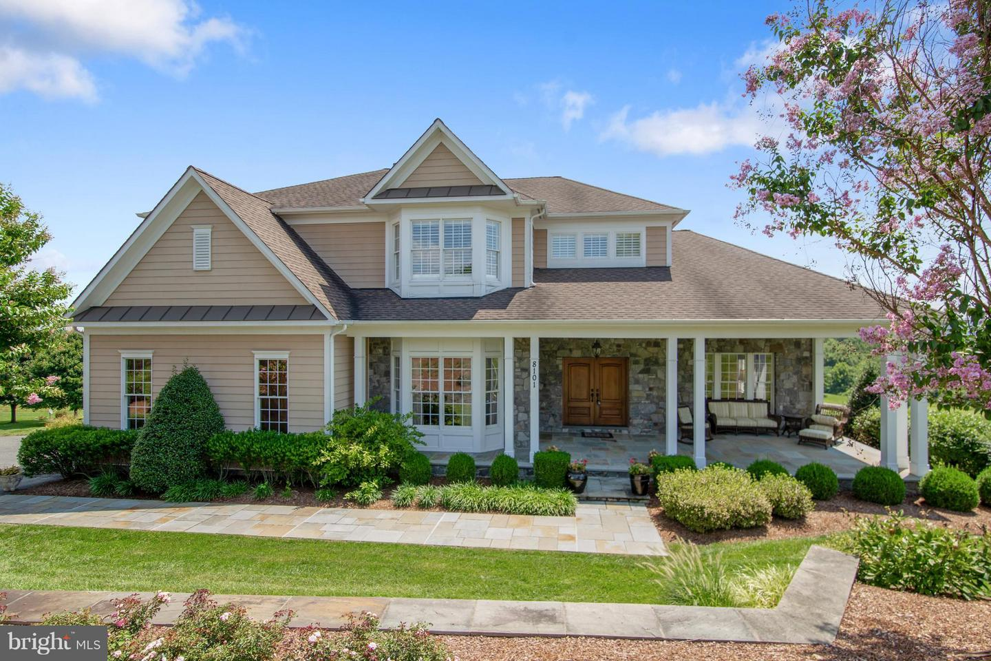 Single Family for Sale at 8101 Worthington Manor Pl Adamstown, Maryland 21710 United States