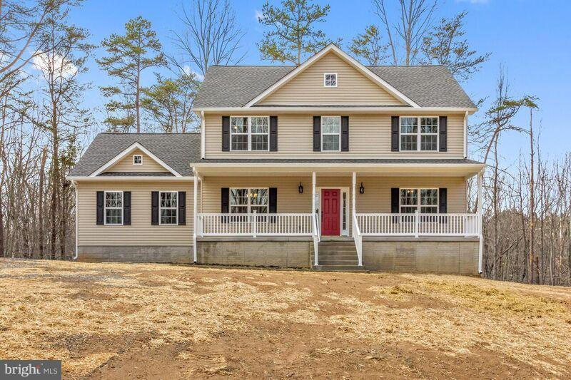 Single Family for Sale at 0 Steed Ln 0 Steed Ln Front Royal, Virginia 22630 United States