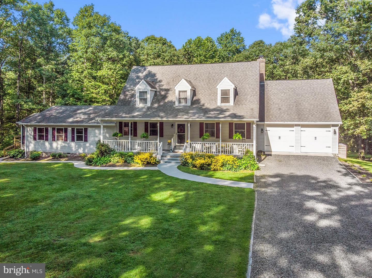 Single Family for Sale at 22106 Yellow Bottom Rd Lignum, Virginia 22726 United States