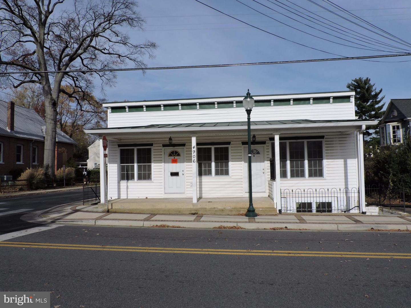 Commercial for Sale at 4906 Berwyn Rd College Park, Maryland 20740 United States