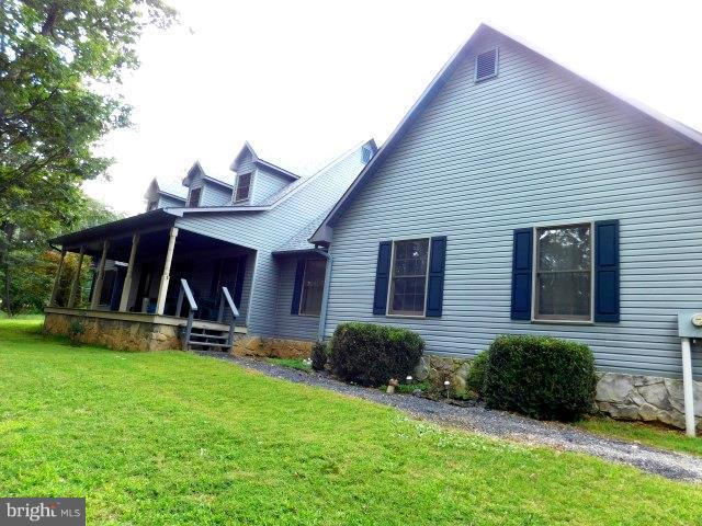 Single Family for Sale at 197 Red Fern Ln Augusta, West Virginia 26704 United States