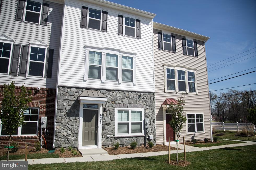 Exterior (General) - 15603 STEAMBOAT WAY, SILVER SPRING