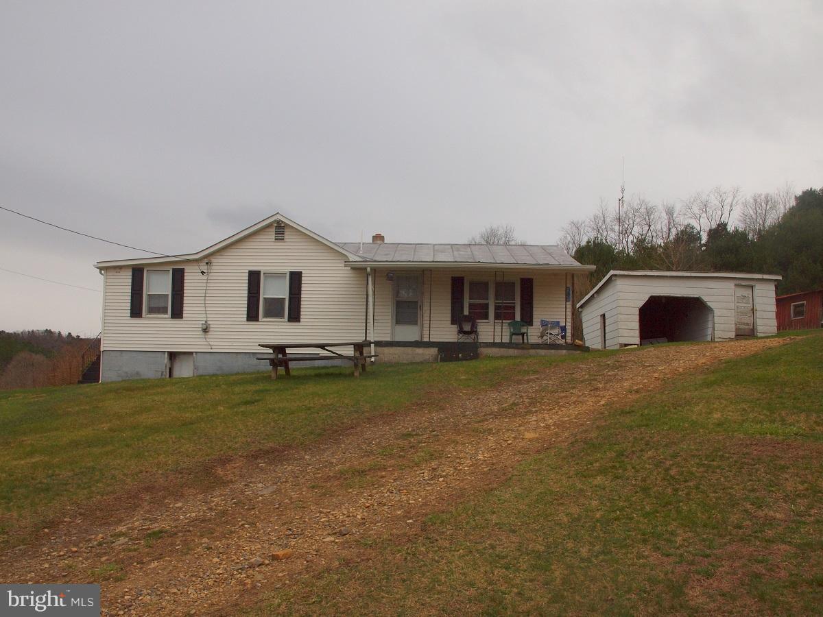 Farm for Sale at 17180 Sugar Grove Road Sugar Grove, West Virginia 26815 United States