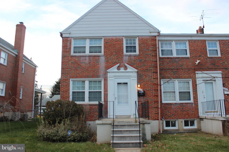 Other Residential for Rent at 1450 Barrett Rd Gwynn Oak, Maryland 21207 United States