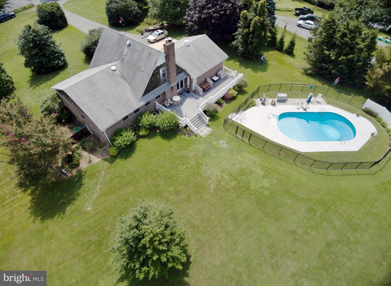 Single Family for Sale at 49945 Fenwicks Pride Ln Ridge, Maryland 20680 United States