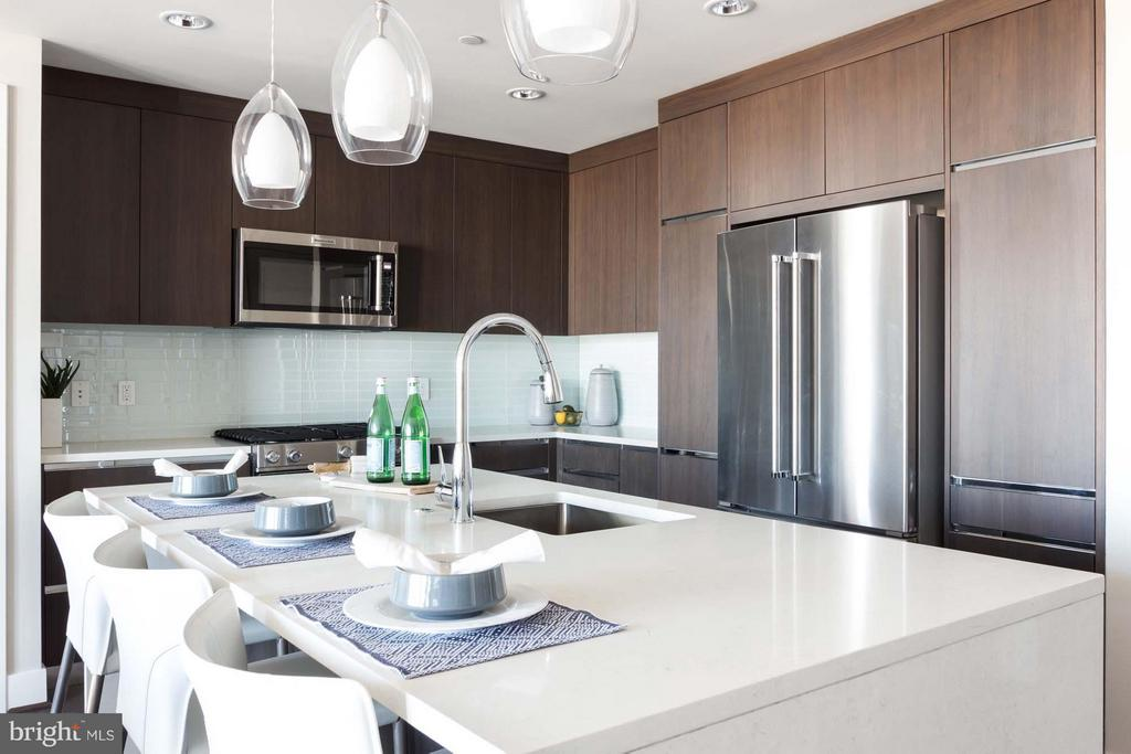 Kitchen - 930 ROSE AVE #2103, NORTH BETHESDA