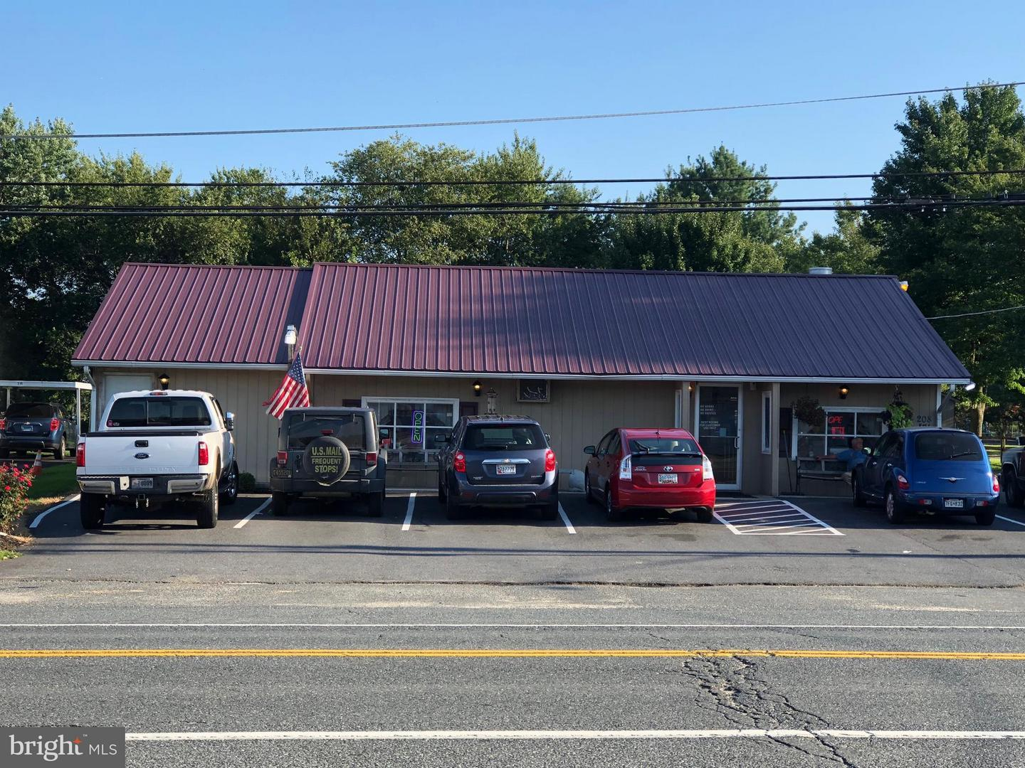 Commercial for Sale at 208 Main St Sudlersville, Maryland 21668 United States