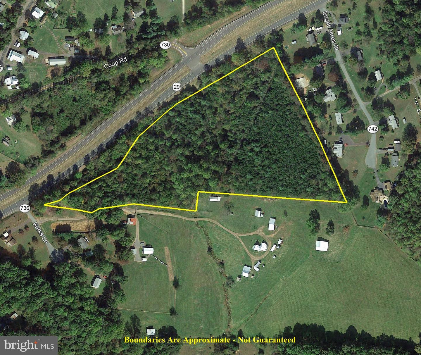 Land for Sale at Seminole Trl N Brightwood, Virginia 22715 United States