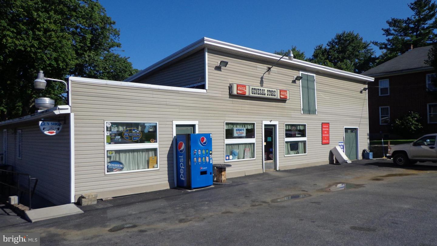 Commercial for Sale at 8642 Downsville Pike Williamsport, Maryland 21795 United States