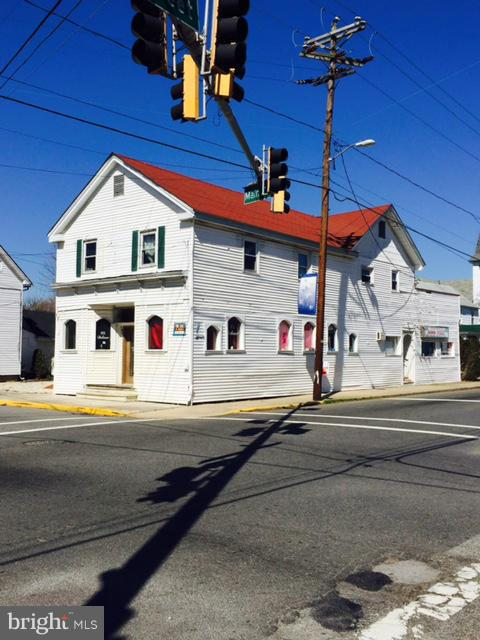 Commercial for Sale at 100 Main St Sudlersville, Maryland 21668 United States