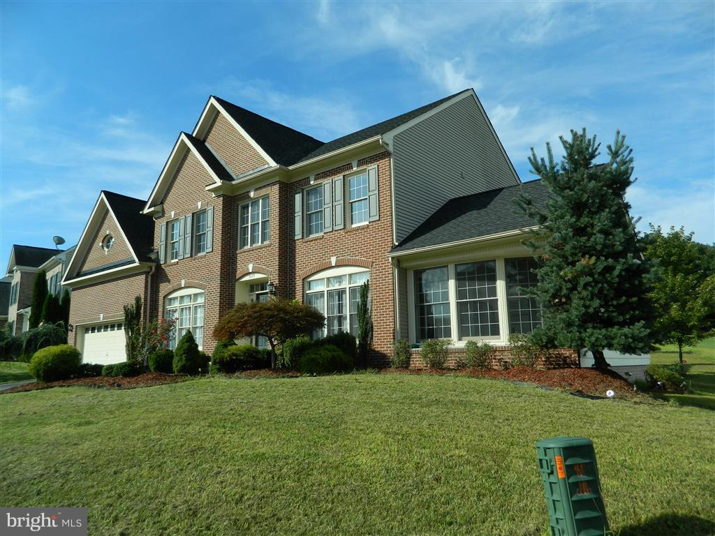 Exterior (General) - 3655 STONEWALL MANOR DR, TRIANGLE