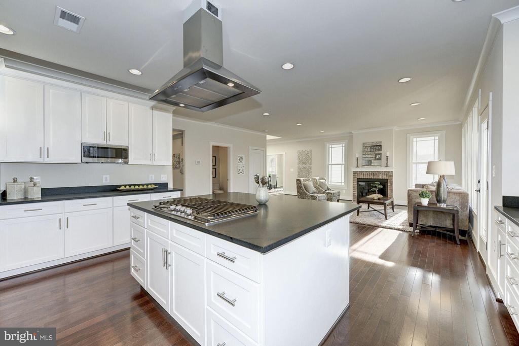 To Be Built- Example of Layout and Finishes - 17342 CANNONADE DR, LEESBURG