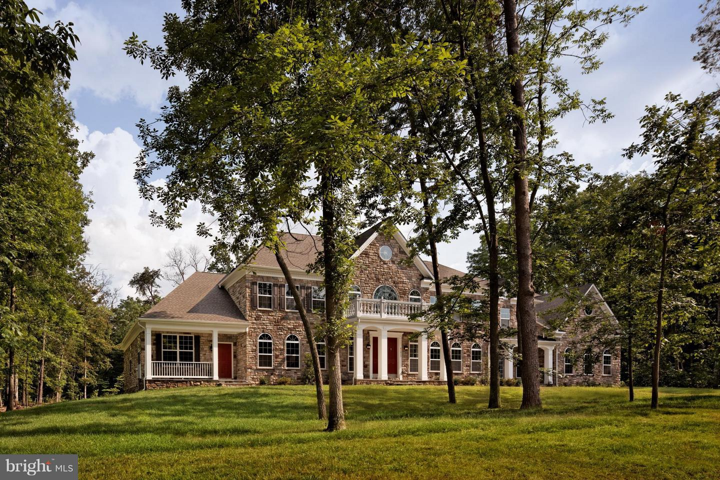 Single Family Home for Sale at Bull Run Woods Trail Bull Run Woods Trail Centreville, Virginia 20120 United States
