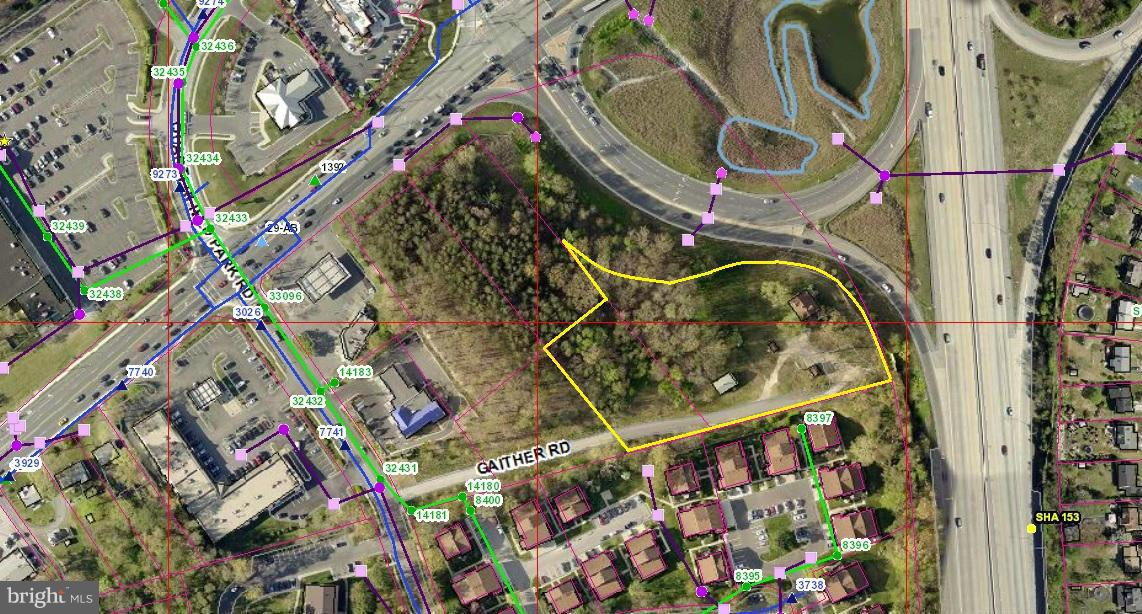 Land for Sale at Gaither Road Gaither Road Severn, Maryland 21144 United States
