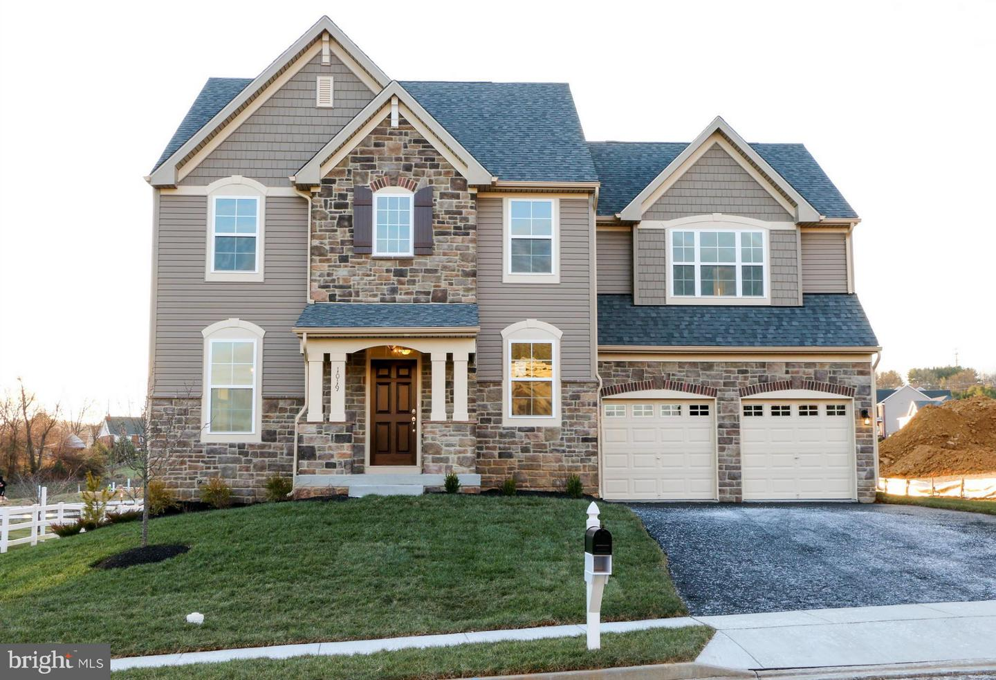 Photo of home for sale at 5507 Golden Eagle Road, Frederick MD