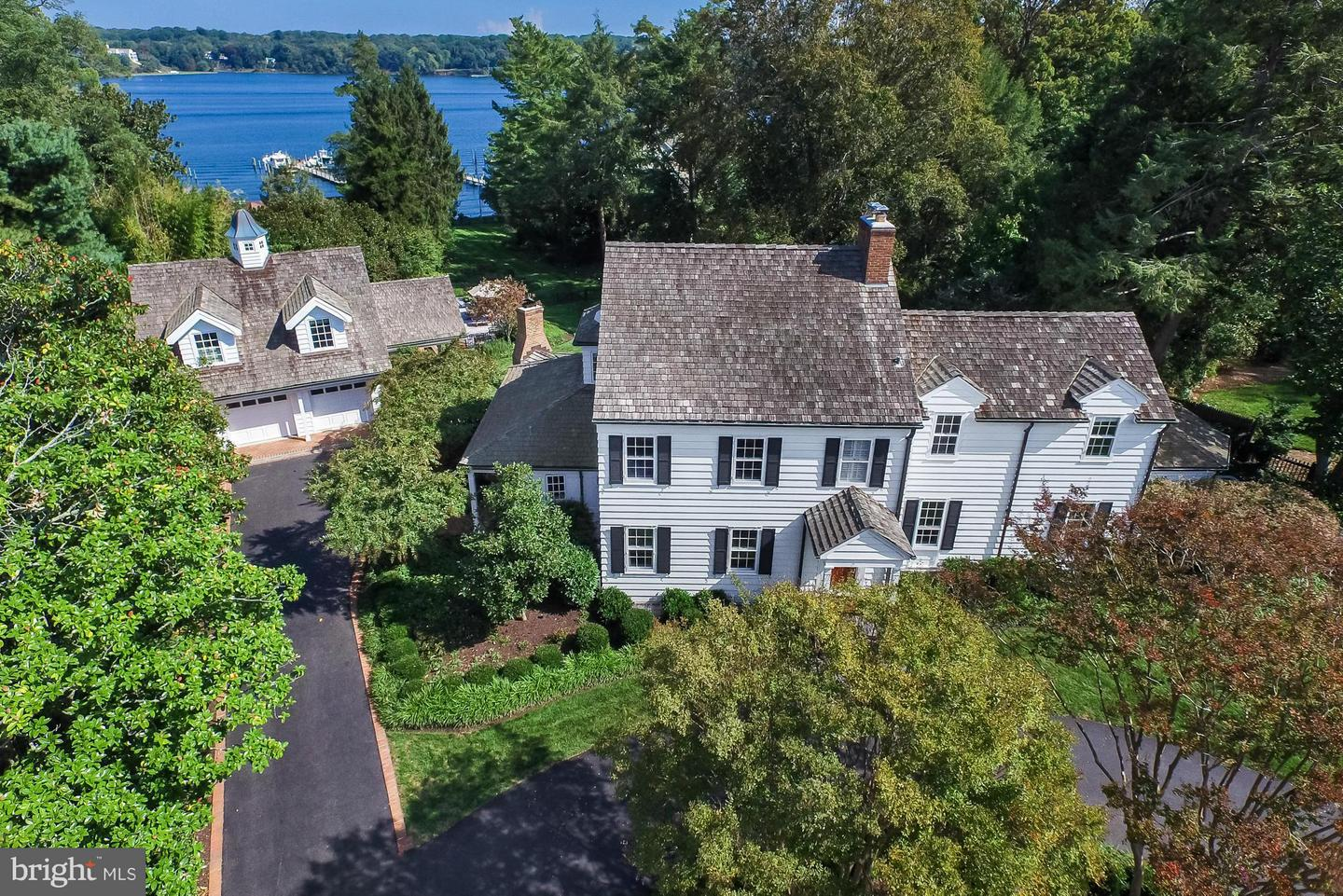 Single Family Home for Sale at 220 Wardour Drive 220 Wardour Drive Annapolis, Maryland 21401 United States