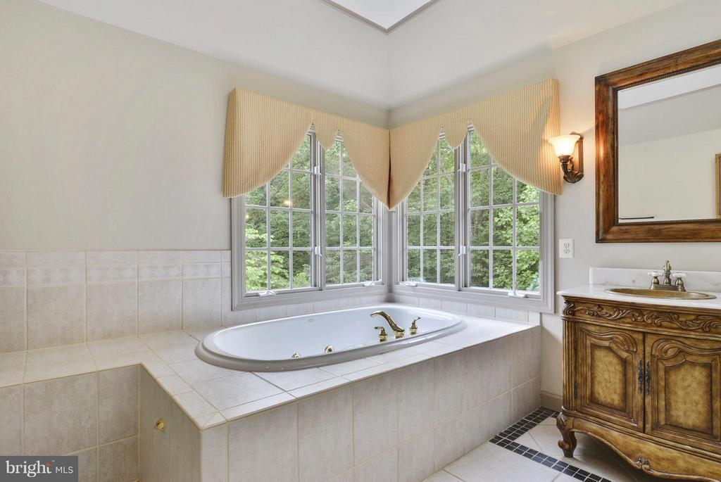 Master Bath - 11258 SOMMERSWORTH CT, STERLING